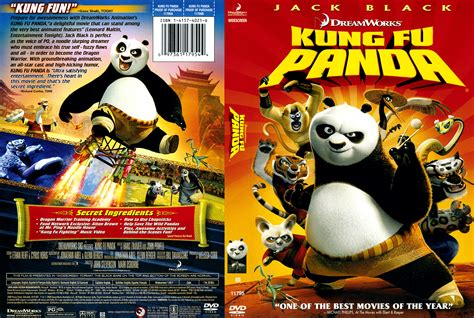 covers box sk kung fu panda high quality dvd