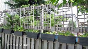 How to Make a Fence Taller for Better Privacy - Empress of