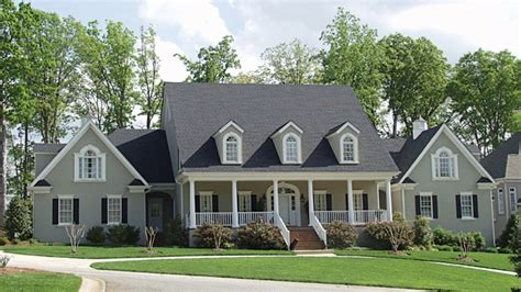 Old Country Homes With Porch Old Country Farm House Plans