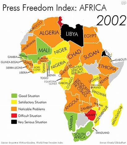 Countries Worst Maps Much Africa Changed Recent