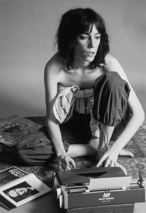 Patti Smith by Lynn Goldsmith