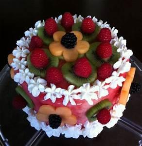 Fruit cakes – Decoration ideas | Little Birthday Cakes