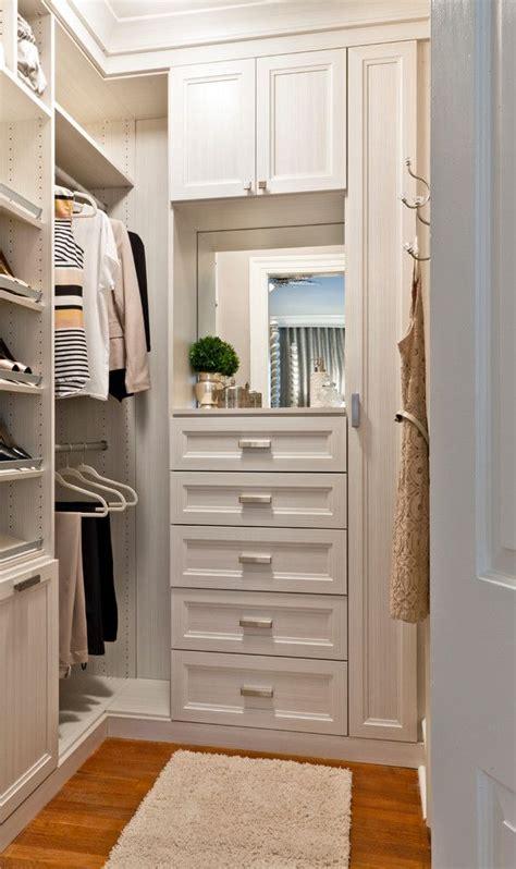 small walk  closet design closet transitional