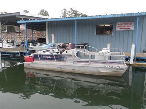 1990 Lowe Pontoon Boat For Sale by 2001 Lowe Pontoon Boats For Sale
