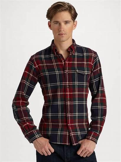 Plaid Lauren Ralph Shirt Twill Polo Customfit