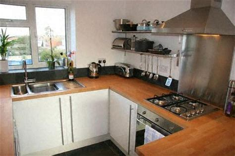 cuisine plan de travail en bois cuisine plan de travail de cuisine moderne clair en