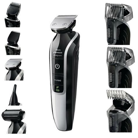 philips norelco multigroom pro body beard hair nose trimmer