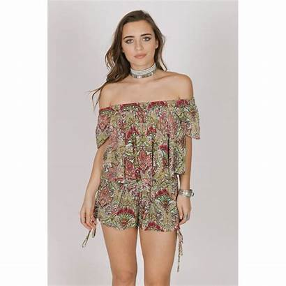 Shorts Desert Flower Lace Short Flat Wearwhatnow