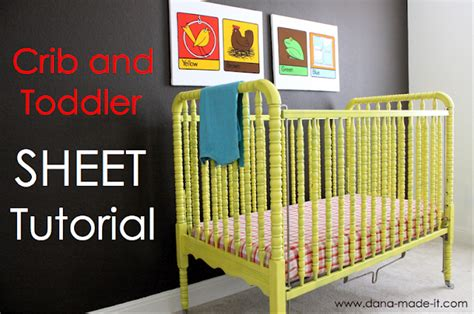 Crib & Toddler Bed Sheets