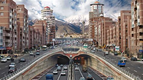 full hd wallpaper iran mountain tehran capital tunnel