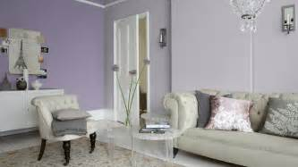 Teal Living Room Walls by A Living Room In Lilac And Lavender Dulux