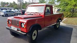 1983 Land Rover Santana Defender For Sale
