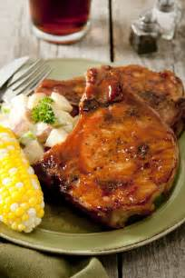 Baked Pork Chops with Sauce