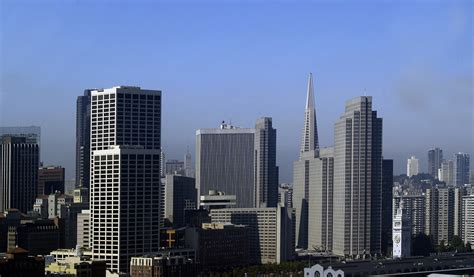 San Francisco City Buildings · Free photo on Pixabay