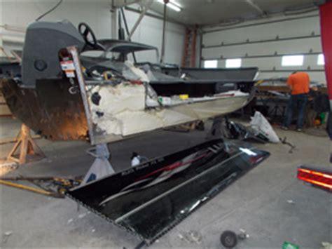 Aluminum Boat Hull Repair Shops by Aluminum Boat Hull Repair Mn Best Row Boat Plans