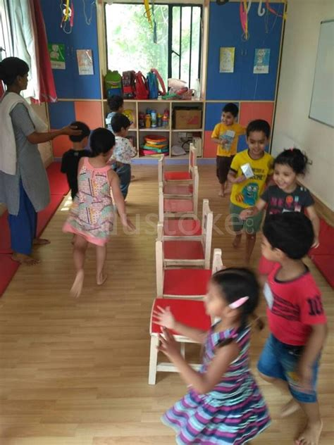 pumpkin house play school pre school sushant lok phase