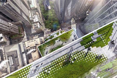 Bid Now Big Unveils 2 World Trade Center In New York City Visuall