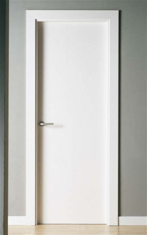 puerta lisa lacada maderas garcia diego