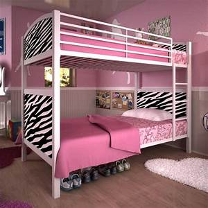 Bedroom : Bunk Beds With Stairs And Desk For Girls ...