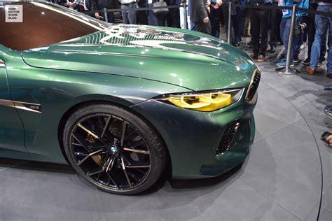Bmw Concept M8 Gran Coupe Live 7 Motor Show Blog