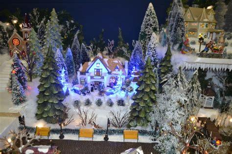 urbana artist continues miniature christmas village