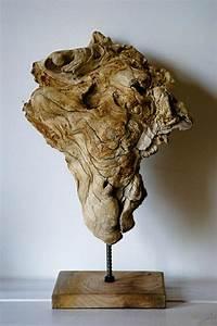 Skulpturen Aus Holz : 32 moderne skulpturen mit pers nlichkeit ~ Frokenaadalensverden.com Haus und Dekorationen