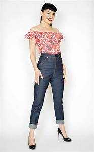 Skinny Dungaree High waist Blue Jeans – Bernie Dexter