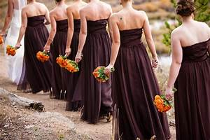 wonderful fall wedding flowers for bridesmaids ipunya With bridesmaid dresses for fall wedding
