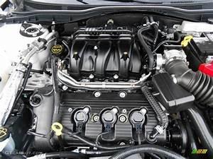 2011 Ford Fusion Se V6 3 0 Liter Dohc 24