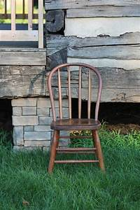 Antique Wood Chair Antique Wooden Chair Small Old