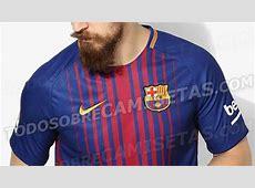 Ya se conoce la nueva camiseta del Barcelona para la 2017