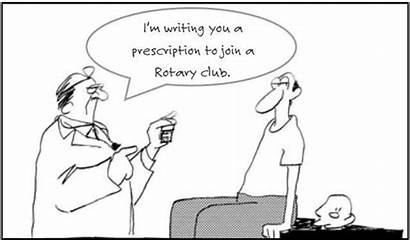 Funny Rotary Funnies Thursday Club True Case