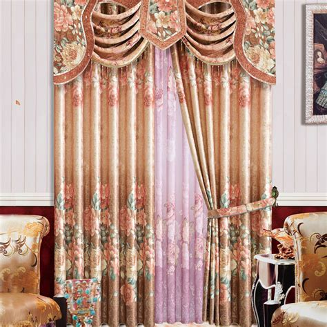 western fabric for curtains brown mustang horses