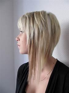 Carré Plongeant Avec Meche : carre meche blonde carr blond m ch coupe cheveux long carr plongeant long meches blondes marie ~ Louise-bijoux.com Idées de Décoration