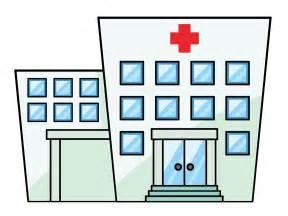 Cartoon Hospital Clip Art