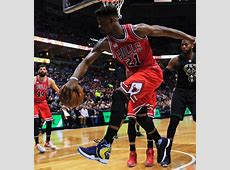 Jimmy Butler Wears a Team Shoe, But Not a Bulls One