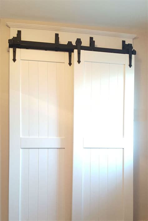 Sliding Closet Doors Canada by 17 Best Ideas About Barn Door Hardware On