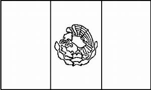 Mexico Coloring Pages Getcoloringpagescom