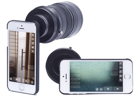 iphone lens adapter turnikit iphone lens adapter allows you to use nikon and