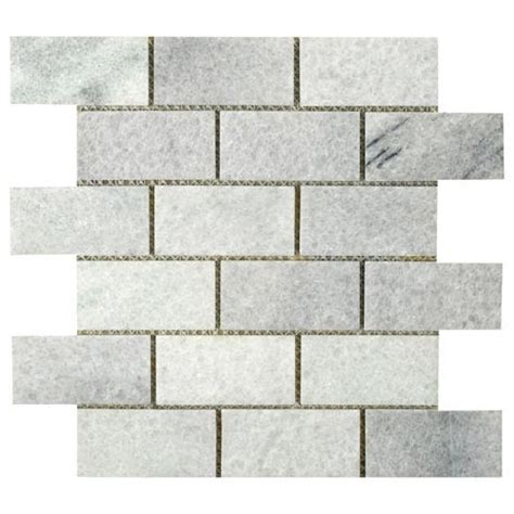 1000 images about tile floors on rice bct tiles 5 elite rice white honed brick mosaic