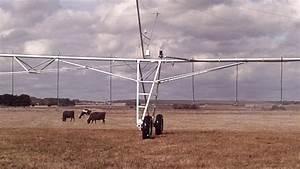 Center Pivot Irrigation System Installation In Australia
