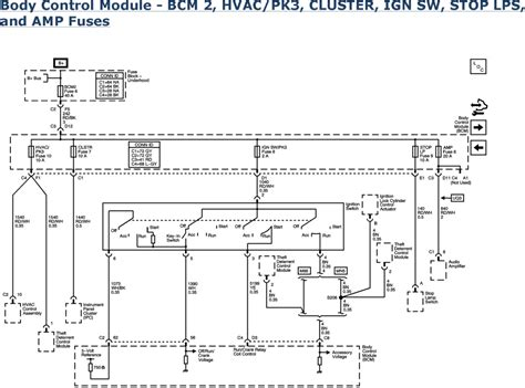 For A 2009 Chevy Hhr Wiring Diagram by Repair Guides