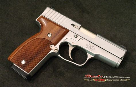 used Kahr K9 9mm SS $402.00 SHIPS FREE