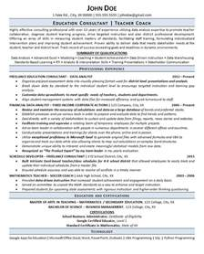resume objective for educational consultant education consultant resume exle coach