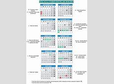 Calendario escolar SESO de Torre de Benagalbón