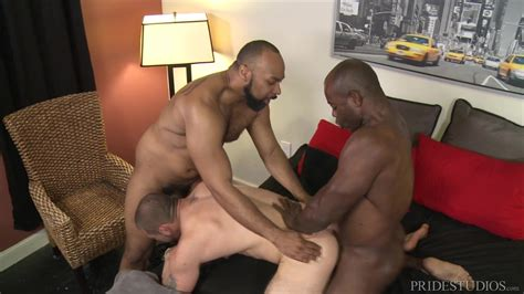 Menover30 Interracial Ebony Threesome Free Gay Hd Porn 9b