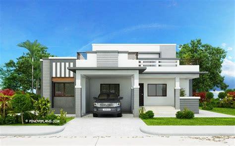 bedroom modern house design  wide roof deck modern bungalow house design modern