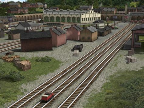 the tidmouth sheds tidmouth sheds the tank engine and friends the