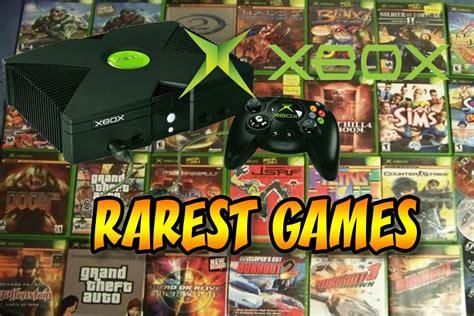 Top 10 Rarest <b>Xbox</b>...