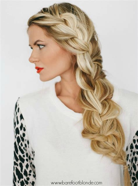 side hair braid styles 20 stylish side braid hairstyles for hair 5627